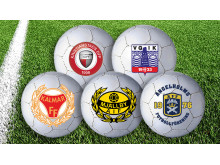 Ekbackeskolan samarbetare med flera fotbollsklubbar