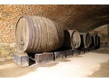 Bis Anfang der 1980er Jahre wurden die Keller als Lagerungsort für Wein genutzt