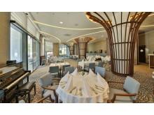 Maritim Hotel Paradise Blue Albena: Restaurant Mongolfier