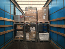 Dobbelt op på fragten. Efter kun 6 ugers test med transportsystemet SpaceInvader, sparer PostNord hver 10. lastbil.