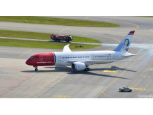 Dreamliner i OSL