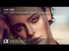 Live Talk Daniel Gossmann