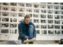 Knutte Wester, under arbetet med filmen Horungen (2012–2016)
