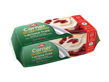 Müller Corner Lactose Free Red Cherry
