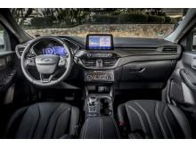 Ford Kuga Vignale ladbar hybrid 2020