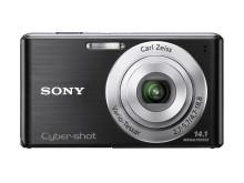 Cyber-shot DSC-W530 von Sony_Schwarz_01