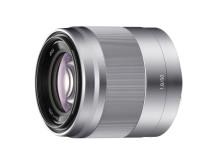 Objektiv SEL-50F18 von Sony_01