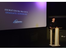 Media and Animation gala