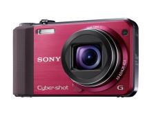 Cyber-shot DSC-HX7V von Sony_Rot_02