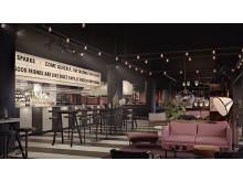 Bar og lobby
