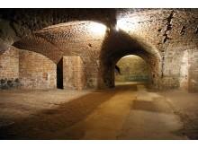In den Kasematten, den Kellergewölben der ehemaligen Pleißenburg, können sich Paare ab nächstem Jahr trauen lassen