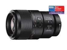 FE 90mm F2.8 Macro G OSS EISA Award