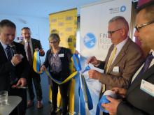 Knyter ihop svenska och finska affärer i Gällivare