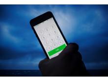 Sikkerhet på mobilen