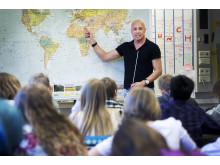 Micke Hermansson, Sveriges Bästa Lärare 2015.