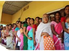 MF Clients queue India
