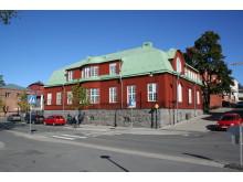Achanska villan, centrala Umeå