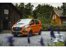 Nye Ford Transit Custom Sport 2018