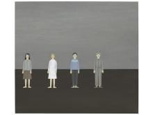 Rita Lundqvist, Tre flickor och tre pojkar