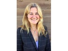 Rebecca Fredriksson, kommunikationsdirektör Region Uppsala