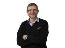 Sælger Jens Linder Vad fra Bygma Risskov har 25 års jubilæum