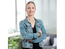 Tina Englyst, pääjuristi ja vastuullisuusjohtaja, Clas Ohlson