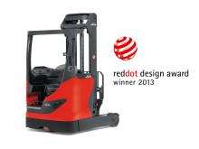 Designpris till Linde