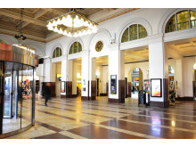 Entréhallen på Stockholms Centralstation