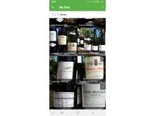 Idka App Files Grid View