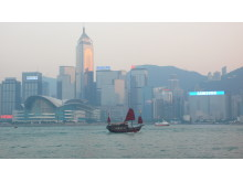 And of course, the classic Hong Kong scene