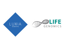 Luxia Scientific and Life Genomics in partnership