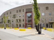 Hyllievångskolan belönas med Stadsbyggnadspriset 2018