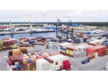 Containerterminalen