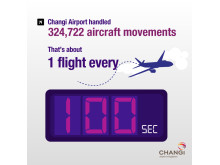 Total aircraft movements in 2012