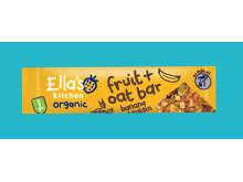 Frukt + havrebar banan + russin