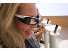 IFA-messen 2014 - Sonys brillekamera