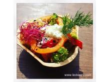 Augenschmaus- Salat-Leckerey