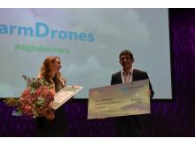 Nordic IoT Challenge 2015 winner FarmDrones