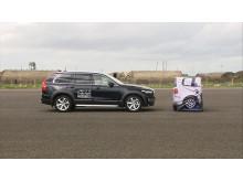 AEB 'City' testing - Volvo XC90