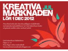 Kreativa Julmarknaden Stallarholmen