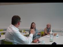 Besuch der Ministerin Dr. Manja Schüle am 15.07.20 an der TH Wildau_1