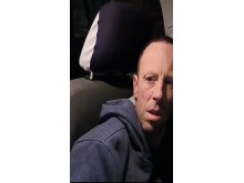CCTV image of man we wish to speak to in connection with robbery and assault in Wirral taxi
