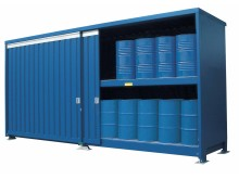 Miljöcontainer pris