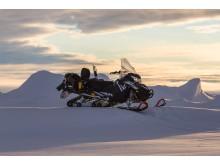 eSled Arctic Ocean 2018