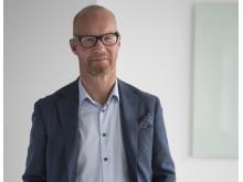 Johan Engström, VD på Fastighetsbyrån