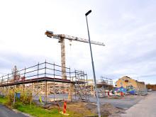 TOP Bostäder och LKAB bygger