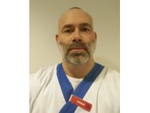 Tobias Eriksson, överläkare beroendepsykiatri