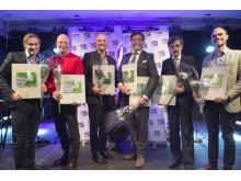 Elmia Lantbruk Innvoation Award Silver