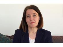 Emma Lennartsson, ekonomidirektör Region Uppsala