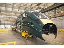 I nuovi Treni Hitachi per le Linee Gwr del Devon e della Cornovaglia fanno un passo avanti verso l'entrata in servizio